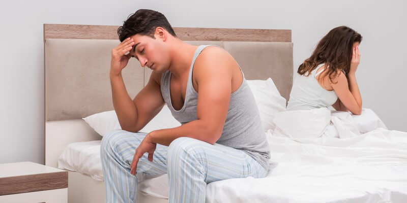 Dysfonction érectile – causes et solution